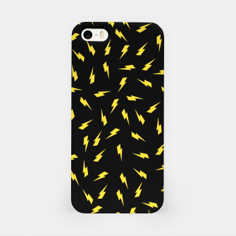 Thumbnail image of Yellow Bolt iPhone Case, Live Heroes
