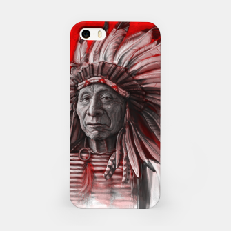 Thumbnail image of Red Cloud iPhone Case, Live Heroes