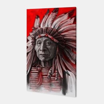 Thumbnail image of Red Cloud Canvas, Live Heroes