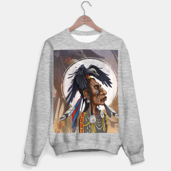 Thumbnail image of Medicine crow Sweater regular, Live Heroes