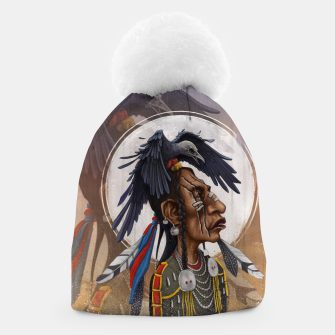 Thumbnail image of Medicine crow Beanie, Live Heroes