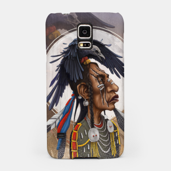Thumbnail image of Medicine crow Samsung Case, Live Heroes