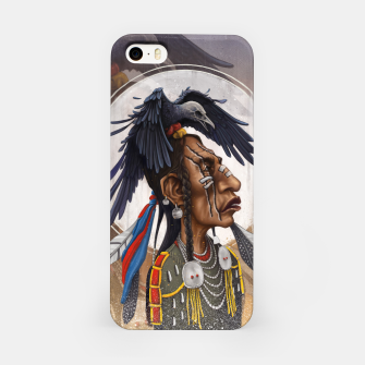 Medicine crow iPhone Case thumbnail image