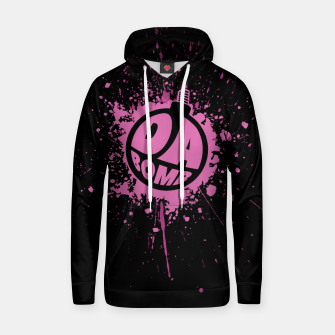 Thumbnail image of Da Bomb Cotton hoodie, Live Heroes