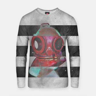 Thumbnail image of Old school helmet  Cotton sweater, Live Heroes