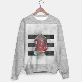 Thumbnail image of Old school helmet  Sweater regular, Live Heroes