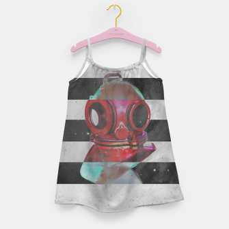 Thumbnail image of Old school helmet  Girl's dress, Live Heroes