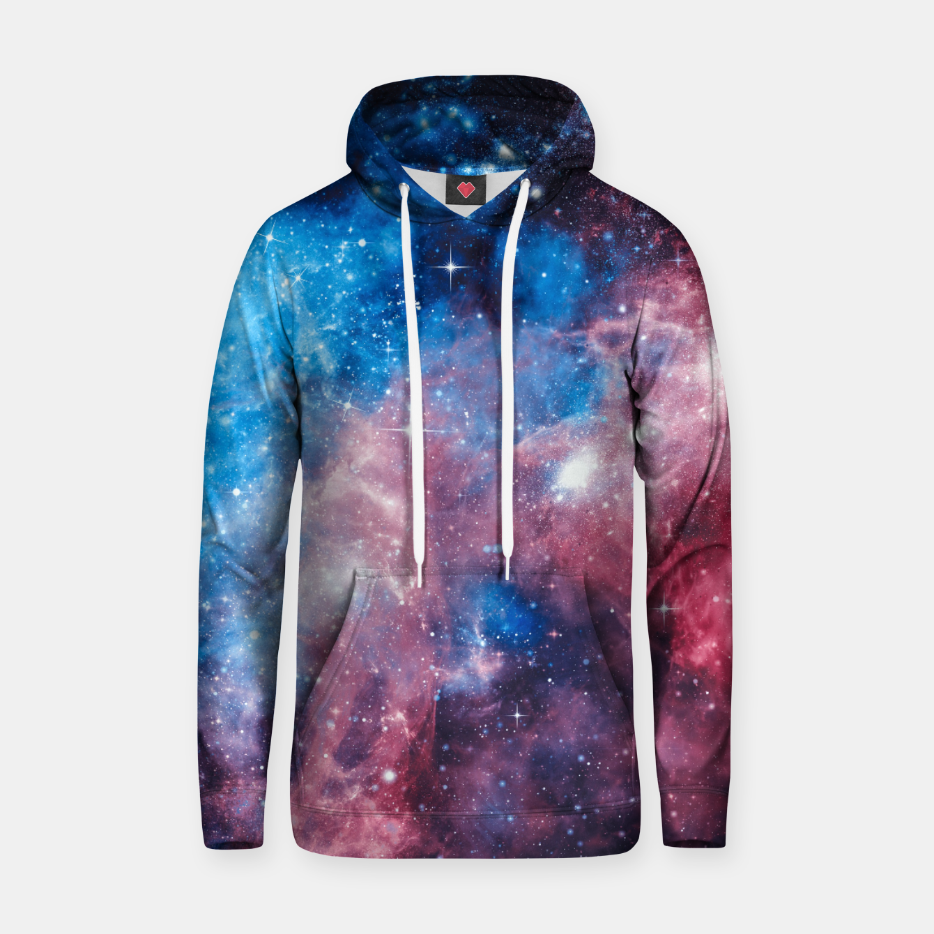 Image of All The Space I Need Cotton hoodie - Live Heroes