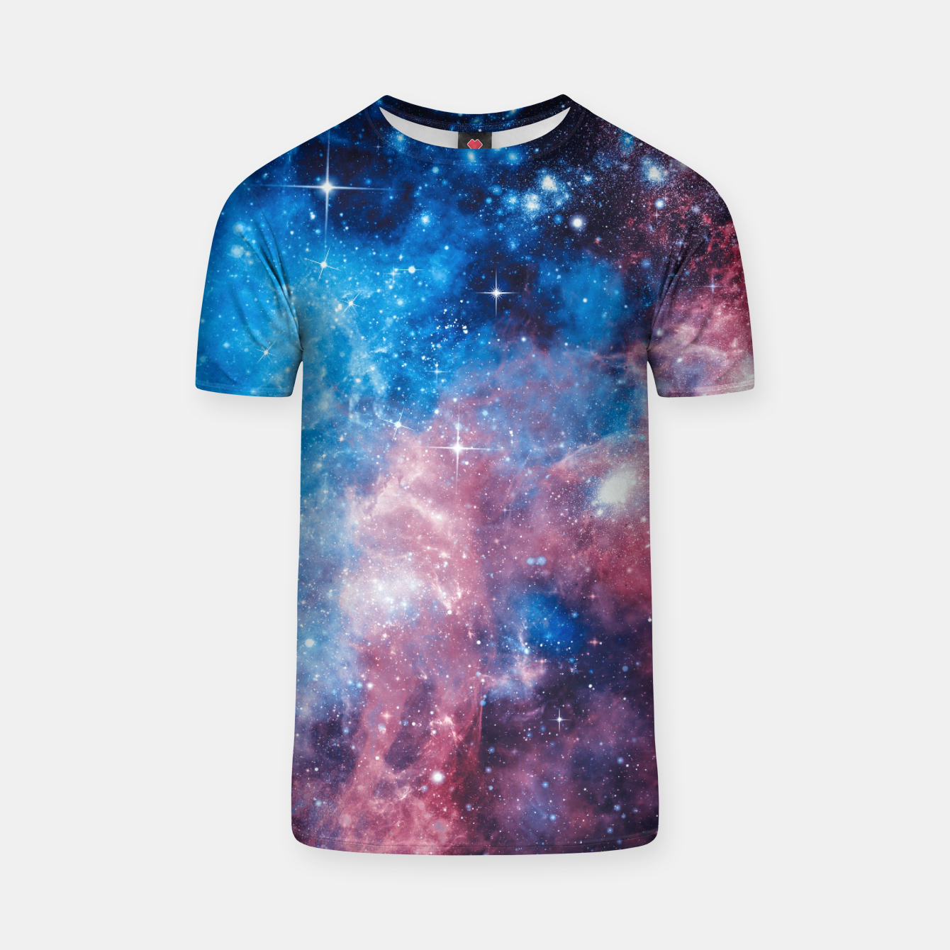 Image of All The Space I Need T-shirt - Live Heroes
