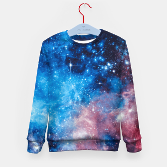 All The Space I Need Kid's sweater thumbnail image