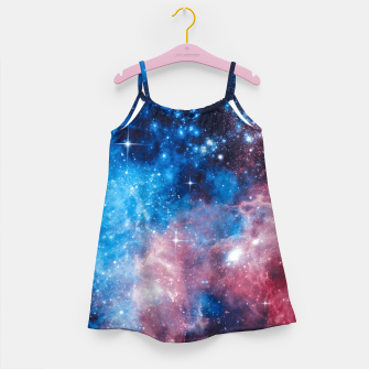 All The Space I Need Girl's dress thumbnail image