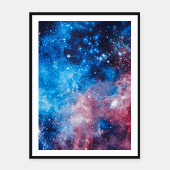 Thumbnail image of All The Space I Need Framed poster, Live Heroes