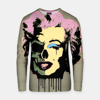 Thumbnail image of Marilyn Monroe Cotton sweater, Live Heroes