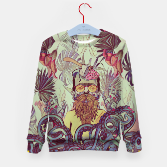 Thumbnail image of Zombie Kid's sweater, Live Heroes