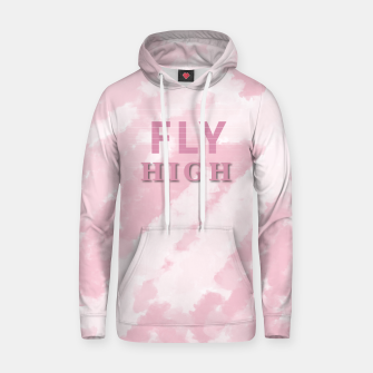 Miniature de image de Coral Sky Fly High Cotton hoodie, Live Heroes