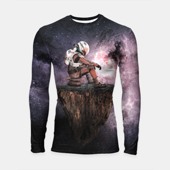 Thumbnail image of The End Longsleeve rashguard , Live Heroes