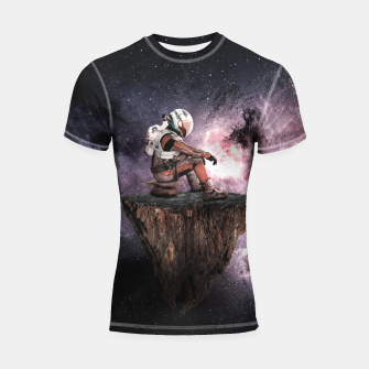 Miniature de image de The End Shortsleeve rashguard, Live Heroes