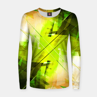Thumbnail image of Toxic - Geometric Abstract Art Women sweater, Live Heroes