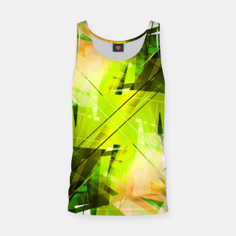 Thumbnail image of Toxic - Geometric Abstract Art Tank Top, Live Heroes