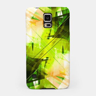 Thumbnail image of Toxic - Geometric Abstract Art Samsung Case, Live Heroes