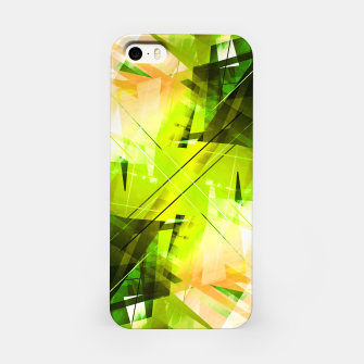 Thumbnail image of Toxic - Geometric Abstract Art iPhone Case, Live Heroes
