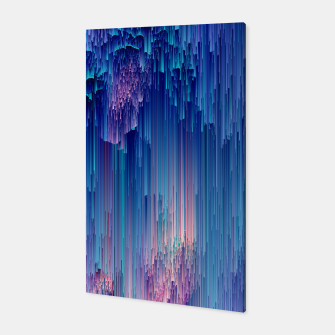 Miniature de image de Fairy Glitches - Abstract Pixel Art Canvas, Live Heroes