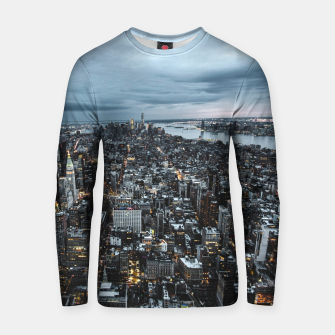 Thumbnail image of Big City Lights Cotton sweater, Live Heroes