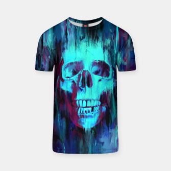 Miniatur Calavera Painted T-shirt, Live Heroes