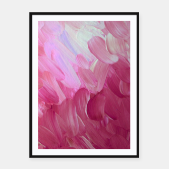 Thumbnail image of Passionate Love Framed poster, Live Heroes