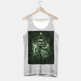 Miniature de image de Winya No. 138 Weed Tank Top regular, Live Heroes