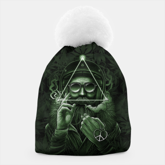 Thumbnail image of Winya No. 138 Weed Beanie, Live Heroes