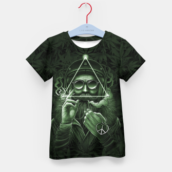 Thumbnail image of Winya No. 138 Weed Kid's t-shirt, Live Heroes