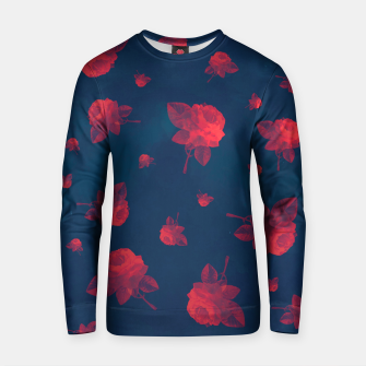 Red Roses Cotton sweater thumbnail image