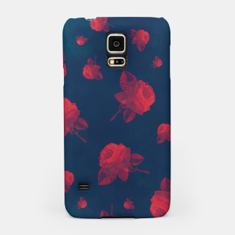 Thumbnail image of Red Roses Samsung Case, Live Heroes