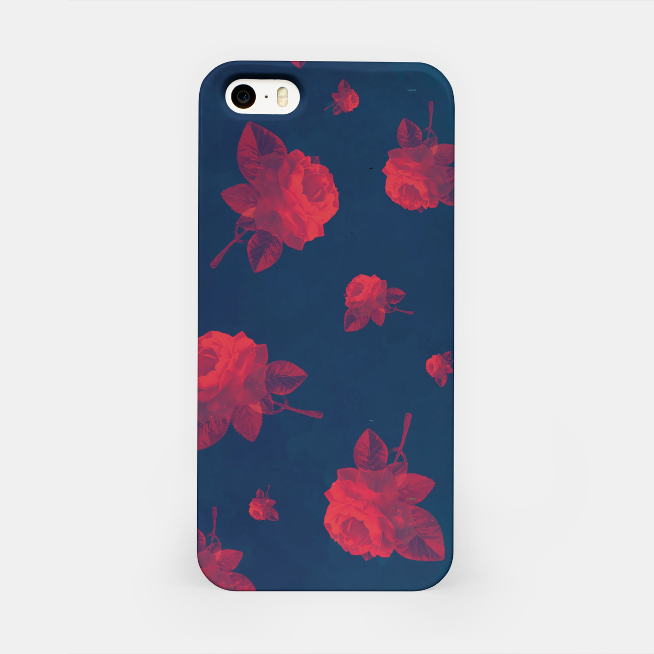 Image of Red Roses iPhone Case - Live Heroes