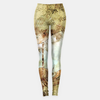 Thumbnail image of IRRESISTIBLE Leggings, Live Heroes