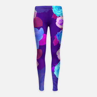 Thumbnail image of PRETTY Girl's leggings, Live Heroes