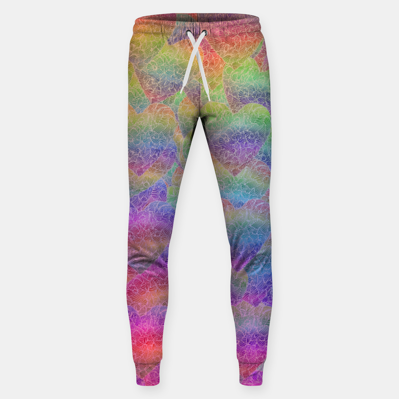 Image of Surf Cotton sweatpants - Live Heroes