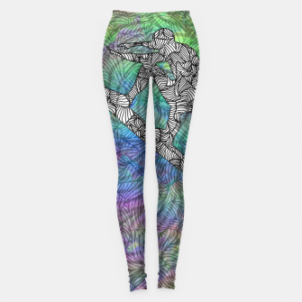 Thumbnail image of Surf Leggings, Live Heroes