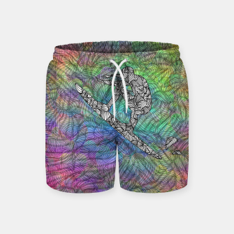 Thumbnail image of Surf Swim Shorts, Live Heroes
