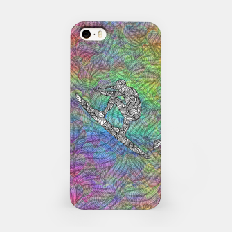 Surf iPhone Case thumbnail image
