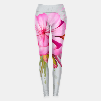 Miniaturka Color Eruption Leggings, Live Heroes