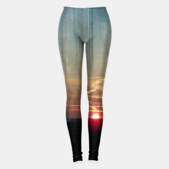 Miniaturka Urban Sunrise  Leggings, Live Heroes