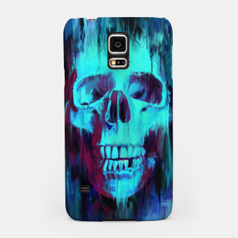 Thumbnail image of Calavera Painted Samsung Case, Live Heroes