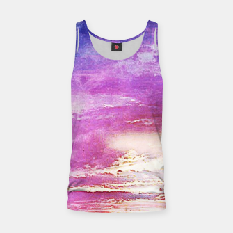 Thumbnail image of Sunset skies Tank Top, Live Heroes
