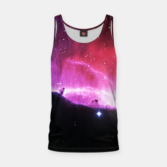 Thumbnail image of Nebulae Tank Top, Live Heroes