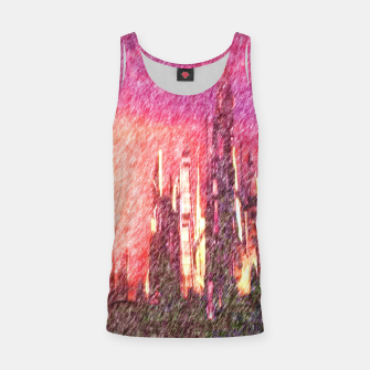 Thumbnail image of Alteran sunset Tank Top, Live Heroes