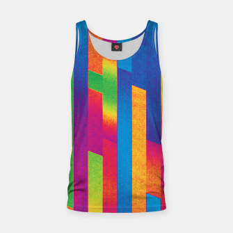 Thumbnail image of Pattern 4  Tank Top, Live Heroes