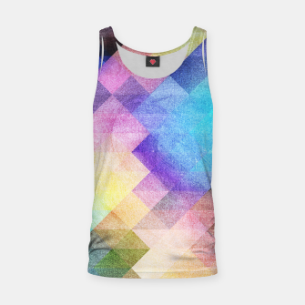 Thumbnail image of Pattern 10 Tank Top, Live Heroes