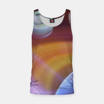 Thumbnail image of Outer space Tank Top, Live Heroes